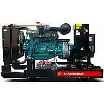 Дизельный генератор HIMOINSA HDW-285 T5 открытого типа