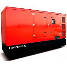 Дизель генератор HIMOINSA HDW-300 T5 в кожухе