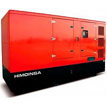 Дизельная электростанция 200 кВт HIMOINSA HFW-250 T5 в кожухе