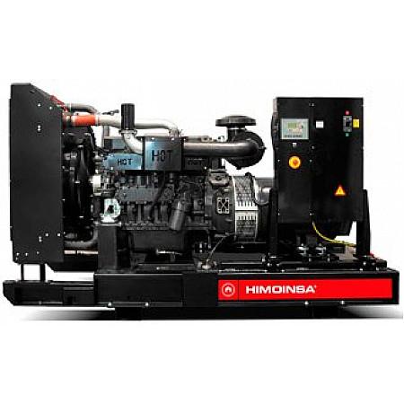 Электрогенератор дизельный 200 кВт HIMOINSA HFW-250 T5 открытого типа