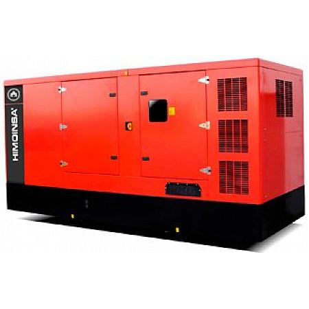 Дизель генератор HIMOINSA HFW-305 T5