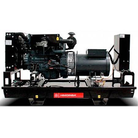 Электрогенератор дизельный 16 кВт HIMOINSA HHW-20 T5 открытого типа