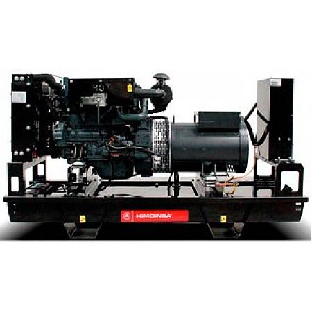 Генератор дизельный HIMOINSA HHW-95 T5 открытого типа