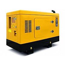 Дизельная электростанция 10,7 кВт JCB G13QX в кожухе