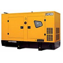 Электрогенератор дизельный 112,2 кВтJCB G140QS в кожухе