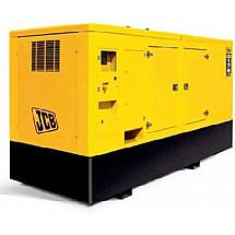 Дизель генератор 139,8 кВт JCB G175QX в кожухе