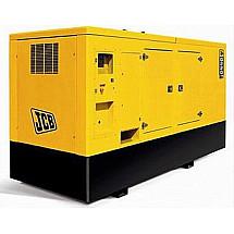 Дизельная электростанция 176 кВт JCB G220QX в кожухе