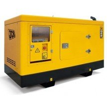 Дизельный генератор 17,7 кВтJCB G22QX в кожухе