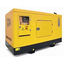 Электрогенератор дизельный 29,6 кВтJCB G33QX в кожухе