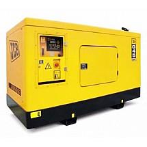 Дизель генератор 36,1 кВтJCB G45QX в кожухе