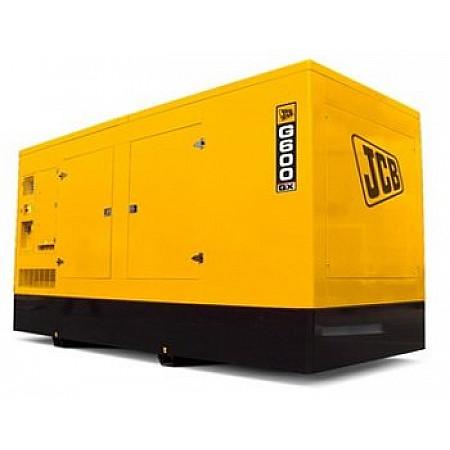 Дизельный генератор 472 кВт JCB G600QX