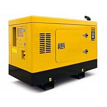 Дизель генератор 7,1 кВт JCB G8QX в кожухе