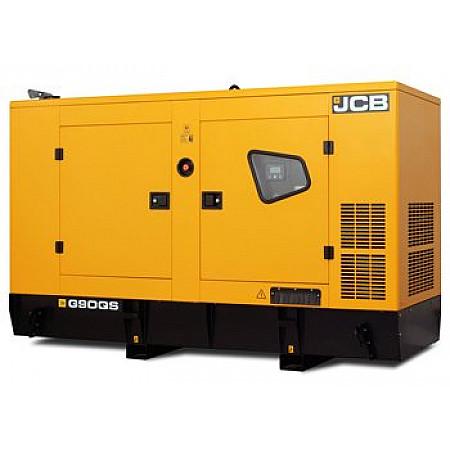 Генератор дизельный 71,7 кВтJCB G90QS в кожухе