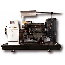 Дизельный генератор 60 кВт KJ POWER KJA 75 открытого типа