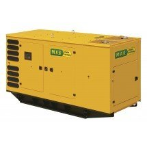 Дизельный генератор 400 кВтM.A.B. POWER SYSTEMS AD550в кожухе