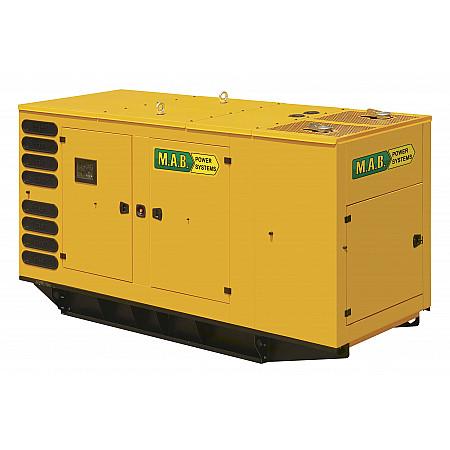 Электрогенератор дизельныйM.A.B. POWER SYSTEMS AD600в кожухе