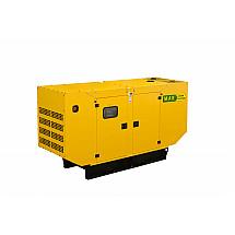 Дизельная электростанция M.A.B. POWER SYSTEMS APD150Aв кожухе