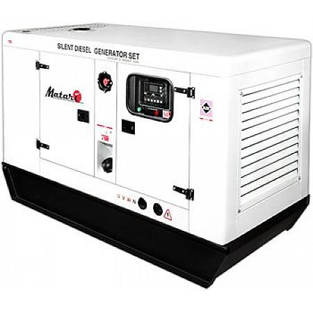 Дизельный генератор 16 кВт Matari MD16