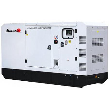 Генератор дизельный 200 кВт Matari MD200