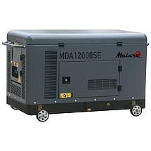 Электрогенератор дизельный 10 кВт Matari MDA12000SE в кожухе