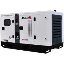 Электрогенератор дизельный 33 кВт Matari MR 30 в кожухе