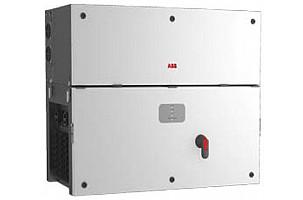 ABB представила инвертор для солнечных батарей серии PVS-100/120