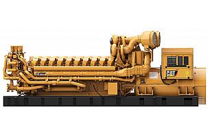Дизельные генераторы Caterpillar мощностью 100 МВт в Бразилии