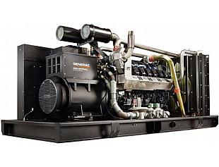 Новый газовый генератор Generac на 500 кВт