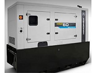 Новые газовые генераторы HIMOINSA для сектора аренды