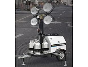Газовые генераторы для осветительных мачт HIMOINSA