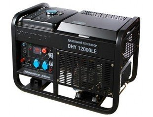 Дизельные электрогенераторы HYUNDAI мощностями от 4,2 кВт до 10 кВт на складе «ВИНУР»