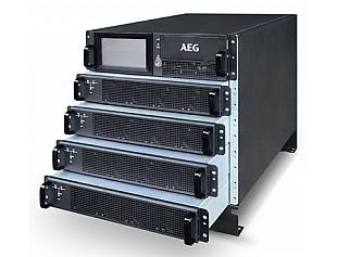 Модульный источник бесперебойного питания Protect Plus M400 от AEG Power Solutions