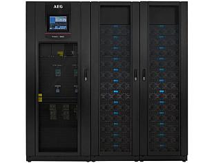 Модульный источник бесперебойного питания AEG Power Solutions на выставке MEE 2017