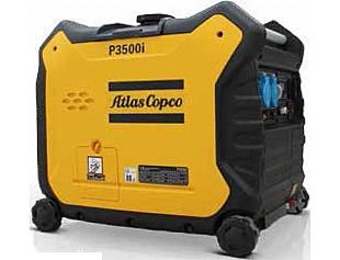 Новые бензиновые генераторы Atlas Copco серии iP