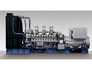 20 лет двигателям MTU серии 4000 для газовых и дизельных генераторов