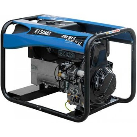 Генератор дизельный 5 кВт SDMODiesel 6500 TE XL открытого типа