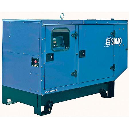 Дизельная электростанцияSDMO J44Kв кожухе
