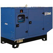 Дизельный генератор 60кВт SDMO J77Kв кожухе