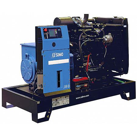 Электрогенератор дизельныйSDMO J88Kоткрытого типа