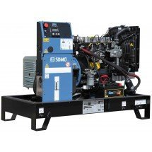 Дизель генератор 12 кВтSDMO K16Hоткрытого типа