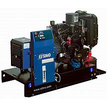 Дизель генератор 10 кВтSDMO T12HKоткрытого типа