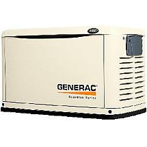 Газовая электростанция GENERAC 6269 в кожухе