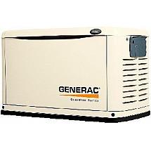 Генератор газовый GENERAC 6271 в кожухе