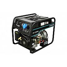 Газо-бензиновый генератор HYUNDAI HHY 7020FGE
