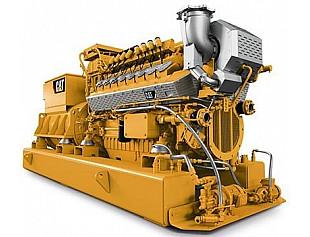 Новые газовые электростанции Caterpillar серии CG132B с повышенной эффективностью