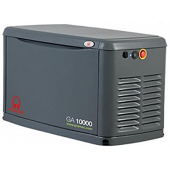 Новый газовый генератор для дома от PRAMAC серии Gas Home Standby