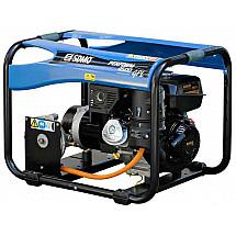 Генератор газовый 4 кВт SDMO PERFORM 4500 GAZ открытого типа