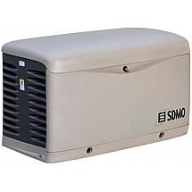 Генератор газовый 10 кВт SDMO RESA 14 TEC в кожухе