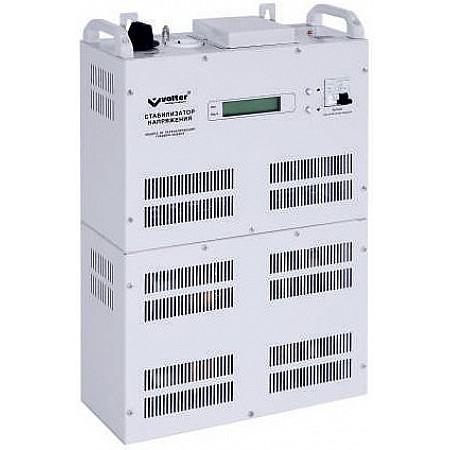 Симисторный стабилизатор напряжения 22 кВт VOLTER СНПТО-22 пт