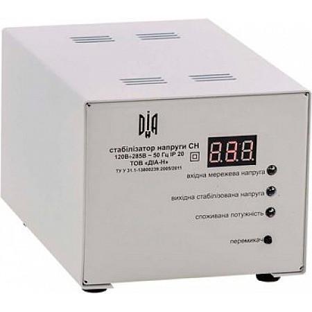 Стабилизатор напряжения релейный 0,6 кВт ДІА-Н СН-600-х